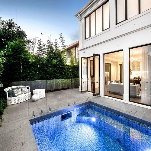 blue stone tiles for pools capping stone tiles paving melbourne geelong burwood