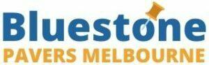 bluestone pavers melbourne logo