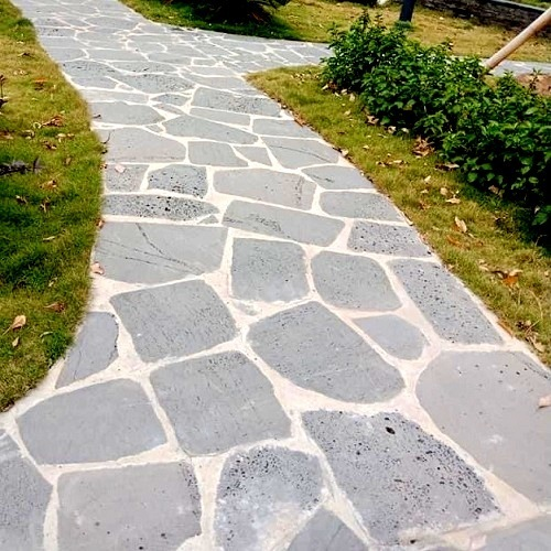 bluestone crazy pavers tiles on sale in melbourne - bunnings stone pavers