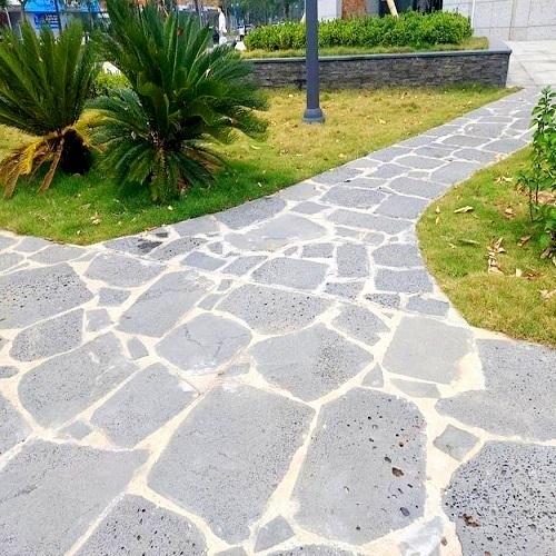 bluestone natural stone crazy pavers paving tiles on sale in melbourne CBD